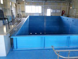 Бассейн ФСБ в Анапе гидроизоляция