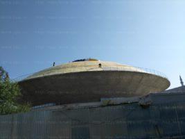 Утепление цирка в Казани