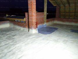 Утепление коттеджа в Шатуре